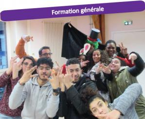BAFA Formation Générale - du 12/03 au 15/03 et du 18/03 au 21/03/2019 - Nord Pas de Calais - Lille - Metro Mairie de Lille