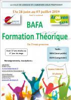 BAFA Formation Générale - du 24 juin au 28 juin et du 1 juillet au 3juillet - Bourgogne - Espace Valentin-Longvic